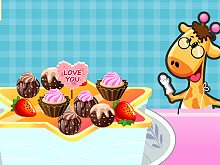 Cooking Game: Delicious Cake