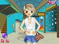 Shopping Gal