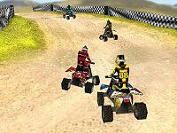 3D Quad Racing