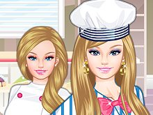 Barbie Chef