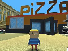 Kogama: Work at a Pizza Place