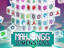 Mahjongg Dimensions (350 seconds)