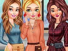 Princesses Belt Bag Fashion