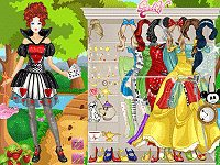 Fairytale Land Dress Up