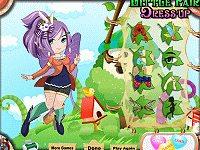 Little Fairy Dressup
