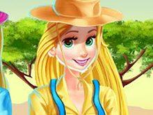 Princess Safari Trip