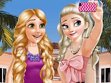 Princess Selfie Time