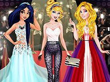 Princess Red Carpet Collection