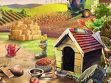 Villagers of Farmyard