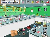 Hidden Objects - Science Lab 2