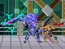 Robo Duel Fight 2 Ninja