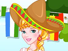 Cinderella Flies To Mexico