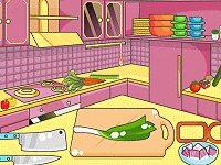 Mia Cooking Ratatouille