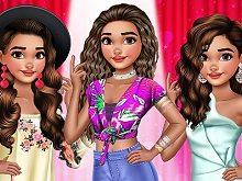 Princess Summer Fashion Show