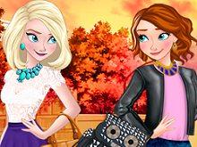Princesses Autumn Trends