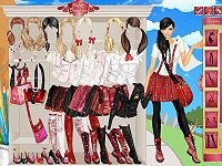 Chic School Girl Dress Up