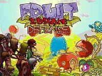 Fruit Zombie Defense