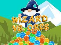 Wizard vs. Orcs