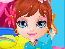 Baby Barbie World Costumes
