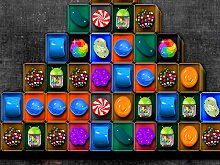 Sweet Candy Mahjong