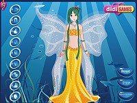 Fairy in the Ocean