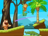 Lucas vs Crocodile