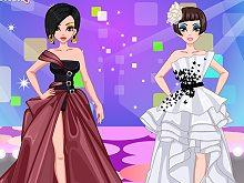 Fashion Model Sisters