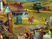 Romance at the Farm