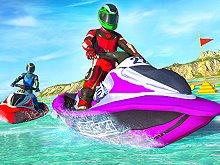 Extreme Jet Ski Racing