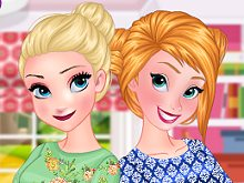 Anna And Elsa Autumn Trend Alert