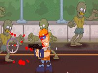 Zombie Shooter 4