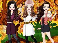 Autumn Fashion Models