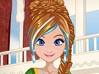 Frozen Anna Hairstyles