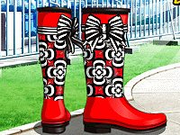 Stylish Rain Boots