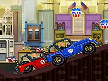 US Campaign Race 2016 Game