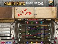 The Hardy Boys: Treasure on the Tracks Bomb Defusing Mini-game