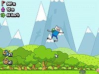 Adventure Time - Jumping Finn