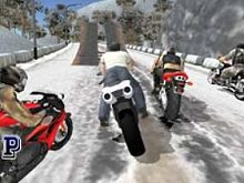 Moto Hill Racer