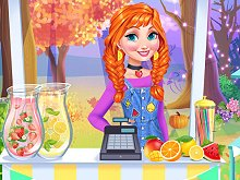 Annie's Enchanted Lemonade Stand
