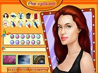 Stunning Angelina Jolie