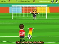 Free Kick Specialist