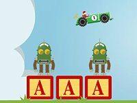 Cars vs. Robots