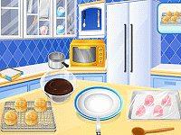 Ice Cream Puff: Sara's Cooking Class