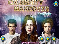 Twilight Celebrity Makeover