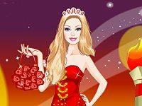 Fire Princess Dress Up
