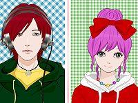 Anime Valentine Couple Creator