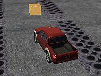 3D Truck Challenge Arena