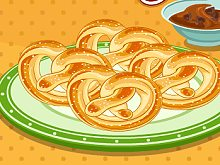 Cooking Frenzy: Pretzels
