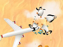 The Penguins of Madagascar: Penguins Skydive