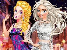 Teen Princesses Nightlife